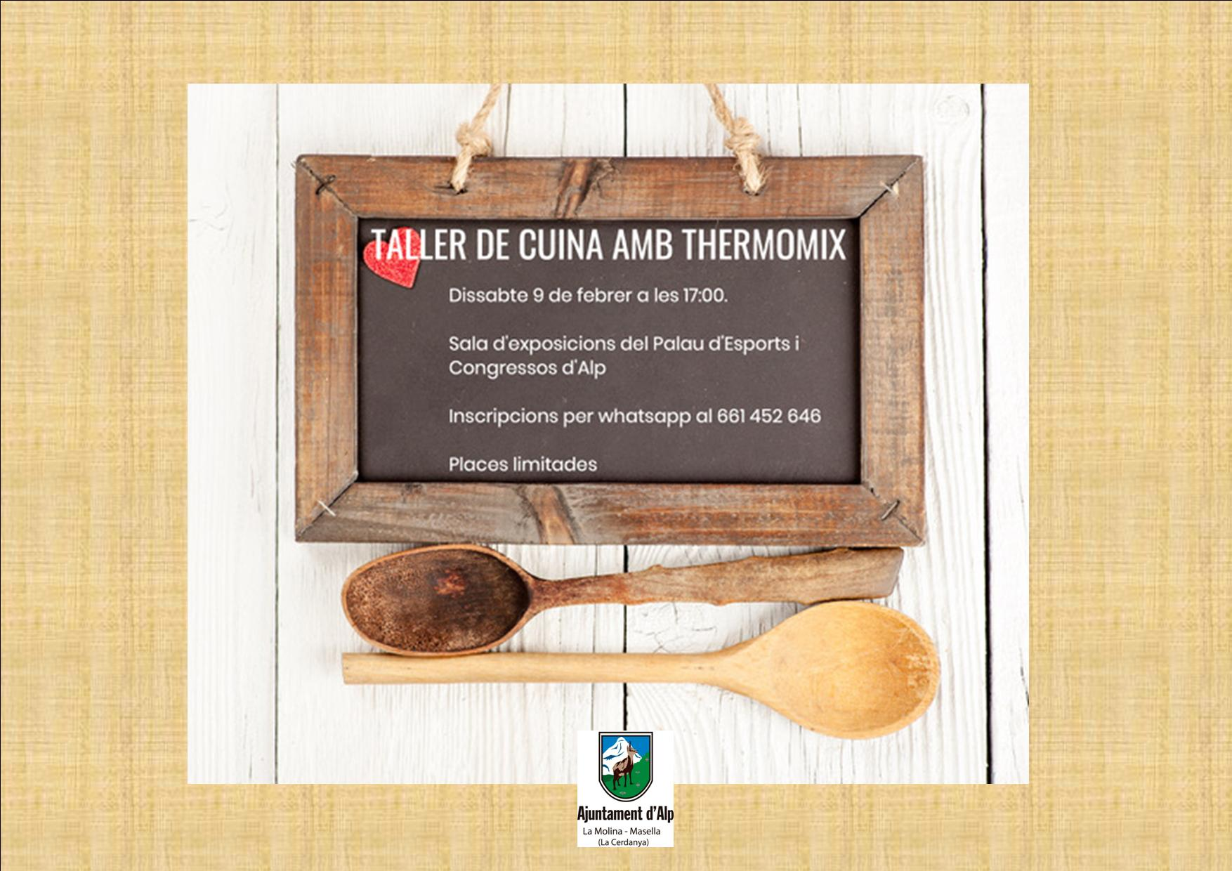 Cartell Cuina Thermomix