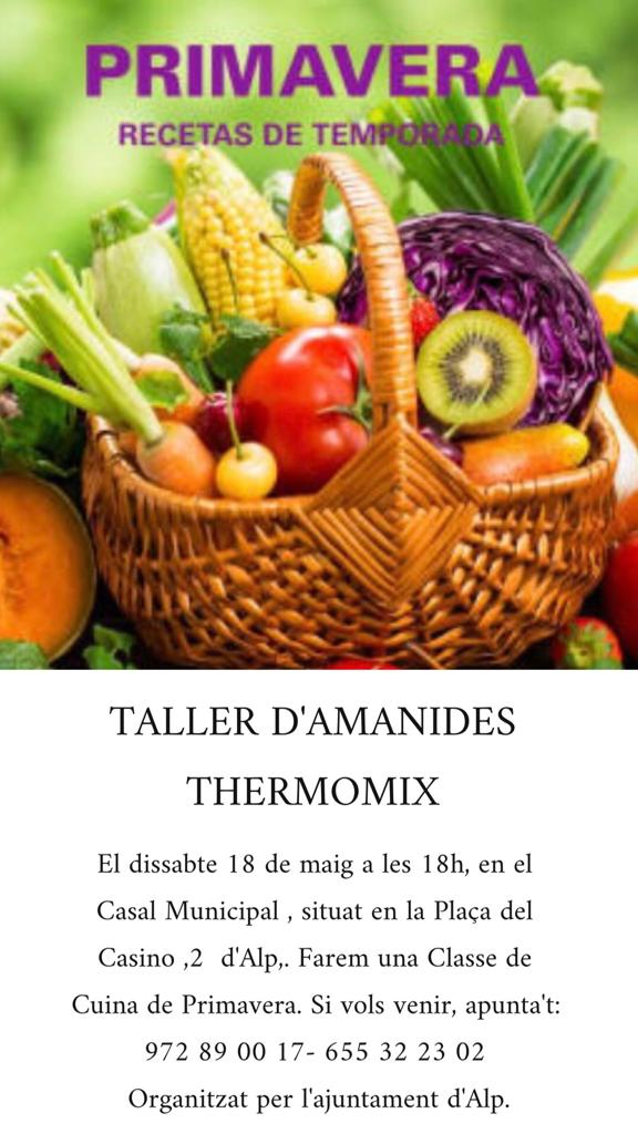 cartell cuina thermoamanides